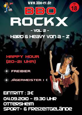 BBO RockX Ottersheim