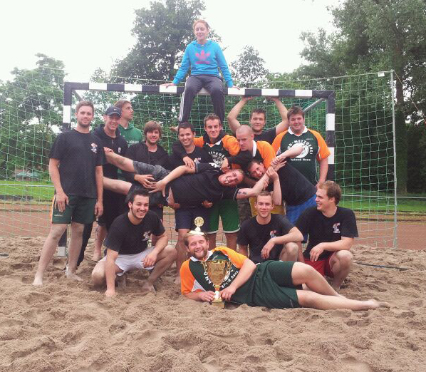 Beachhandball Ottersheim