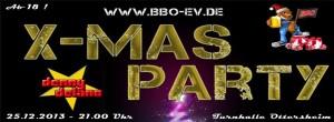 BBO Xmas Party 2013