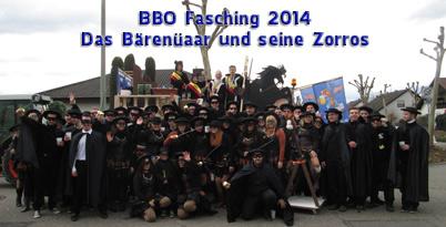 bilder vom BBO Fasching 2014